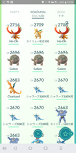 Load image into Gallery viewer, Legendary Account - 37 level - Team Mystic #278
