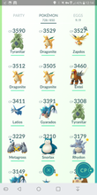 Load image into Gallery viewer, Legendary Account - 40 level - 728 Pokemon - Team Valor #279