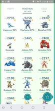 Load image into Gallery viewer, Gym Ready - 30 level - Team Valor #316