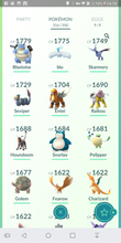 Load image into Gallery viewer, Legendary Account - 33 level - Team Valor #322