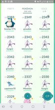 Load image into Gallery viewer, Legendary Account - 36 level - Team Mystic #334