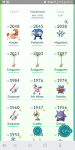 Load image into Gallery viewer, Legendary Account - 33 level - Team Valor #362