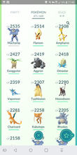 Load image into Gallery viewer, Legendary Account - 32 level - Team Valor #365