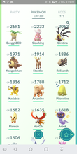 Load image into Gallery viewer, Legendary Account - 33 level - Team Mystic #399