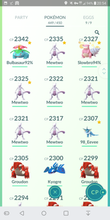 Load image into Gallery viewer, Legendary Account - 35 level - Team Mystic #406