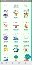 Load image into Gallery viewer, Legendary Account - 32 level - Team Mystic #407