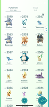 Load image into Gallery viewer, Legendary Account - 32 level - 291 Pokemon - Team Mystic #809