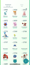 Load image into Gallery viewer, Legendary Account - 32 level - 449 Pokemon - Team Valor #811