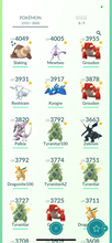 Load image into Gallery viewer, Legendary Account - 40 level - 2500 Pokemon - Team Valor #736
