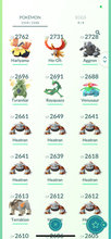 Load image into Gallery viewer, Legendary Account - 40 level - 1500 Pokemon - Team Mystic #739