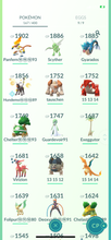 Load image into Gallery viewer, Legendary Account - 36 level - 167 Pokemon - Team Valor #750