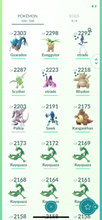 Load image into Gallery viewer, Legendary Account - 35 level - 449 Pokemon - Team Mystic #752