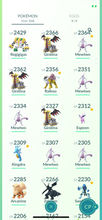 Load image into Gallery viewer, Legendary Account - 36 level - 514 Pokemon - Team Valor #756