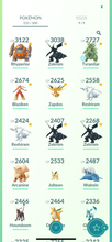 Load image into Gallery viewer, Legendary Account - 35 level - 231 Pokemon - Team Valor #759