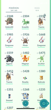 Load image into Gallery viewer, Legendary Account - 30 level -  209 Pokemon - Team Mystic #824