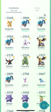 Load image into Gallery viewer, Legendary Account - 32 level -  493 Pokemon - Team Valor #828