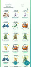 Load image into Gallery viewer, Legendary Account - 36 level - 961 Pokemon - Team Mystic #835