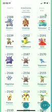 Load image into Gallery viewer, Gym Ready Account - 32 level - Team Valor #458