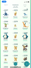 Load image into Gallery viewer, Legendary Account - 33 level - Team Valor #482