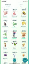 Load image into Gallery viewer, Legendary Account - 30 level - 340 Pokemon - Team Mystic #716