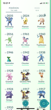 Load image into Gallery viewer, Legendary Account - 35 level - 731 Pokemon - Team Mystic #717