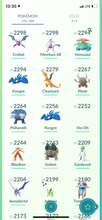 Load image into Gallery viewer, Legendary Account - 34 level - 376 Pokemon - Team Valor #719