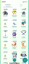 Load image into Gallery viewer, Legendary Account - 35 level - 631 Pokemon - Team Valor #720
