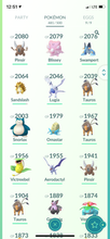 Load image into Gallery viewer, Legendary Account - 35 level - Team Valor #511