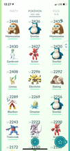Load image into Gallery viewer, Legendary Account - 34 level - Team Valor #513