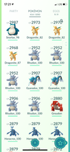 Load image into Gallery viewer, Legendary Account - 36 level - 414 Pokemon - Team Valor #520
