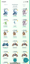 Load image into Gallery viewer, Legendary Account - 32 level - Team Valor #523