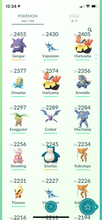Load image into Gallery viewer, Legendary Account - 33 level - 480 Pokemon - Team Mystic #703