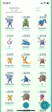 Load image into Gallery viewer, Legendary Account - 33 level - 331 Pokemon - Team Mystic #704