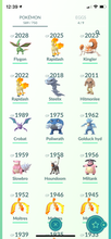 Load image into Gallery viewer, Legendary Account - 34 level - 589 Pokemon - Team Mystic #706