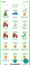 Load image into Gallery viewer, Legendary Account - 36 level - 541 Pokemon - Team Valor #535