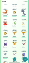 Load image into Gallery viewer, Legendary Account - 36 level - 816 Pokemon - Team Valor #543