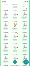 Load image into Gallery viewer, Legendary Account - 35 level - 16000 Pokecoins - Team Mystic #668