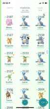 Load image into Gallery viewer, Legendary Account - 38 level - Team Valor #465