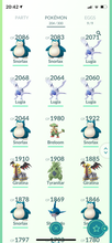 Load image into Gallery viewer, Legendary Account - 32 level - Team Valor #443