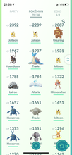 Load image into Gallery viewer, Legendary Account - 31 level - Team Valor #448