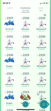 Load image into Gallery viewer, Legendary Account - 35 Level - Team Mystic #559