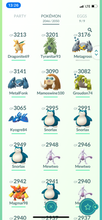 Load image into Gallery viewer, Legendary Account - 39 Level - Team Mystic - 2040 Pokemon #566