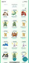 Load image into Gallery viewer, Legendary Account - 40 level - 289 Pokemon - Team Valor #581