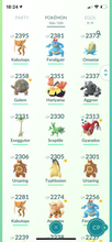 Load image into Gallery viewer, Legendary Account - 35 level - 506 Pokemon - Team Valor #586