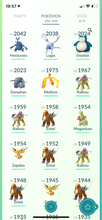Load image into Gallery viewer, Legendary Account - 35 level - 394 Pokemon - Team Valor #627