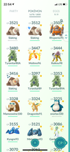 Load image into Gallery viewer, Legendary Account - 40 level - 1670 Pokemon - Team Mystic #629