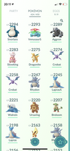 Load image into Gallery viewer, Legendary Account - 35 level - Team Valor #423