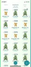 Load image into Gallery viewer, Legendary Account - 38 level - 714 Pokemon - Team Mystic #473