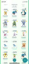 Load image into Gallery viewer, Legendary Account - 32 level - Team Mystic #478