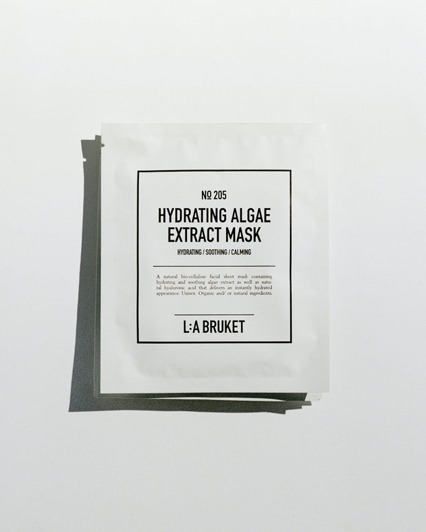 205 Hydrating algae extract mask - Natural